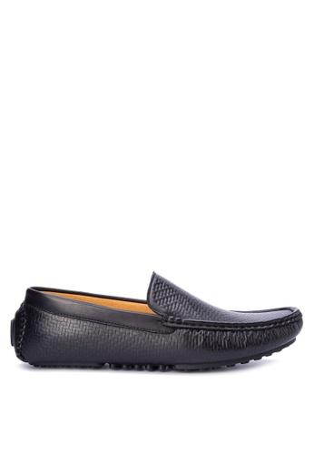 H2Ocean black Nairo Shoes H2527SH0K3E8PH_1