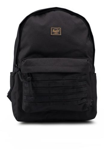 Herschel black Classic XL Backpack 1A9C2AC6028D38GS_1
