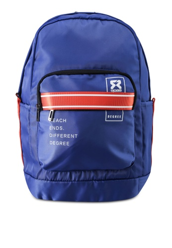 361° blue Sports Life Backpack 2BC19AC4D8E8B6GS_1
