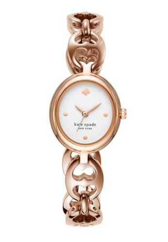 Kate Spade gold Monroe Watch KSW1707 FE3F4AC1F58774GS_1
