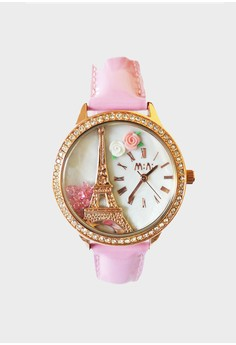 Paris Analog Watch