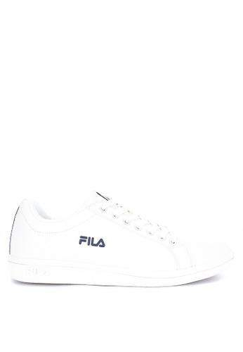 Fila white Fc John Sneakers F571FSHB9088A5GS_1