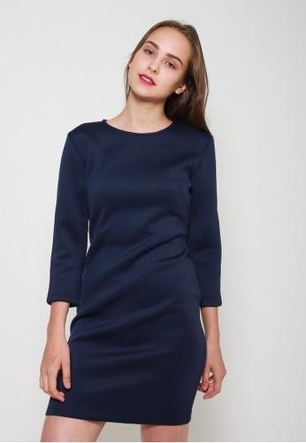 Leline Style blue Lilia Dress ABDADAA69E7376GS_1