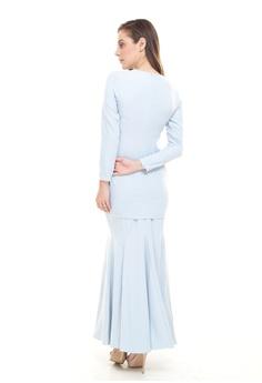c8cc5f60263a5c Rina Nichie Basic Rina Kurung in Baby Blue RM 179.00. Sizes S M L XL XXL