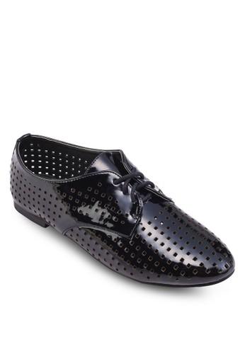 亮面尖頭樂福鞋、 女鞋、 船型鞋ZALORA亮面尖頭樂福鞋最新折價