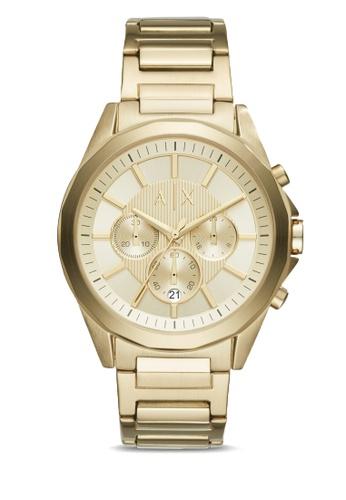 Armani Exchange gold Armani Exchange Drexler Watch AX2602 9958DAC4AA0530GS_1