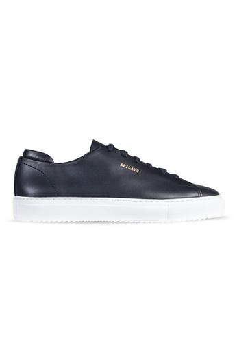 Axel Arigato Low Sneaker 黑色皮革 D0413SH60785D7GS_1