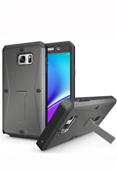 Heavy Duty Rugged Armor Holder Shockproof Case For Samsung Galaxy S6