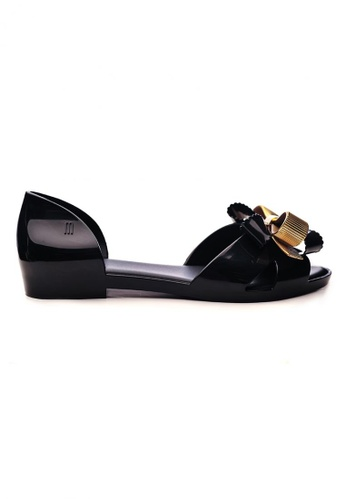 Melissa black Melissa Seduction III Ad (Black/Gold) ME121SH0SJ8OMY_1