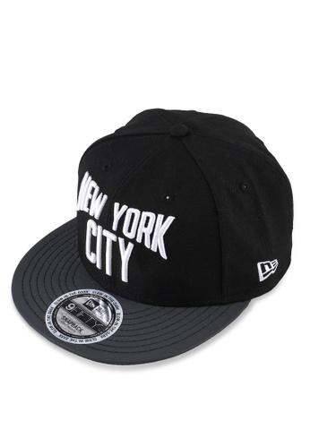 New Era black 950 New York City Cap A1108ACE958577GS_1