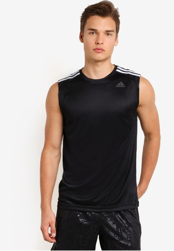 adidas black adidas d2m sl 3s AD372AA87OVGMY_1