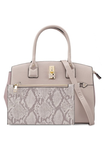 Call It Spring Grey Loverralla Handbag 14d1eacefd8abdgs 1