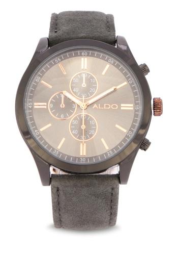 ALDO grey Candiac Watch 1A1ACAC3ABDF13GS_1