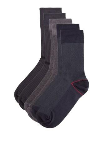 三入頂級針織襪子組zalora 男鞋 評價, 服飾, 服飾