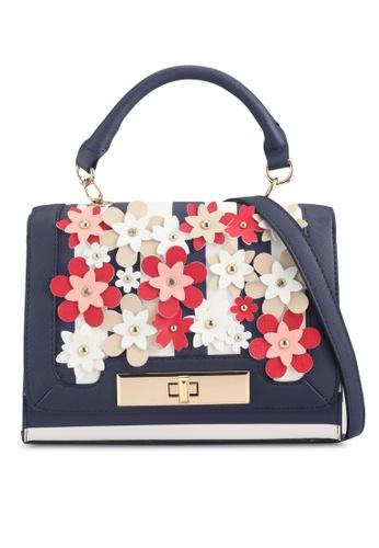 ALDO navy Mommio Handbag 2402CAC9D4F50CGS_1