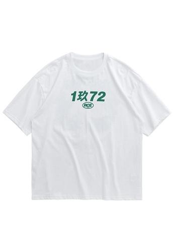 Twenty Eight Shoes Trend Printed Short T-Shirts 1185S20 4B811AAAC10C33GS_1