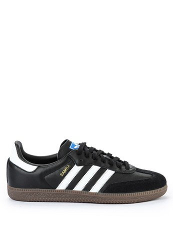 adidas black adidas originals samba og shoes 990A3SH6344A84GS 1 dfefce2a1f