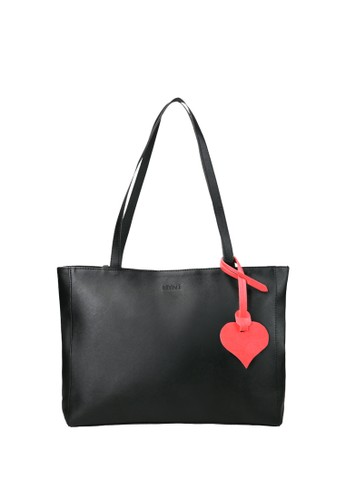 MAYONETTE black MAYONETTE Raya Tote Bag - Tas Totes Fashion Wanita - Black 31E99AC1F9AC53GS_1