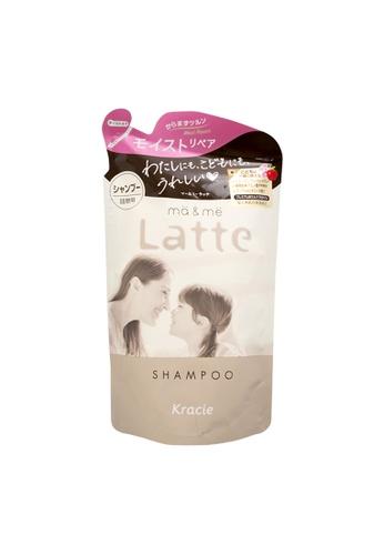 Kracie Kracie ma&me Latte Shampoo (Refill) 360ml 2FA3FBE1BE7408GS_1