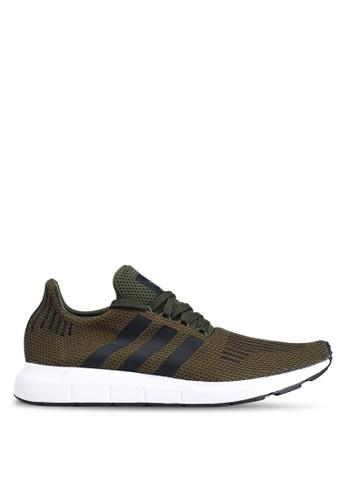 adidas green adidas originals swift run sneakers F1F9ESHD376413GS_1