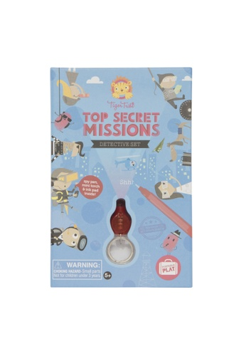 Tiger Tribe Top Secret Missions - Detective Set 2E591THF8DE76FGS_1