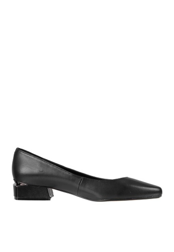 eq:iq black eqCARA Low-heel Pumps BE641SH0157EF9GS_1