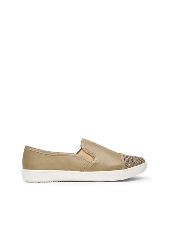 SEMBONIA green SEMBONIA Sneaker Shoe (Dark Green) ACA67SH19EEBADGS_1