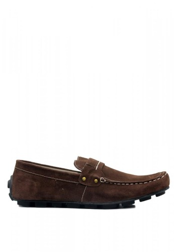 D-Island brown D-Island Shoes New Moccasins Slip On Brown A2A2DSHC120AD8GS_1