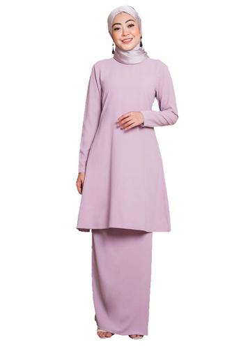 STARVILION 紫色 Kurong Jeslina 5B84AAA063A6C8GS_1