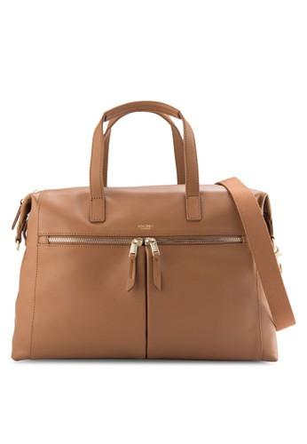 Auzalora時尚購物網的koumi koumidley 14吋公文托特包, 包, 包