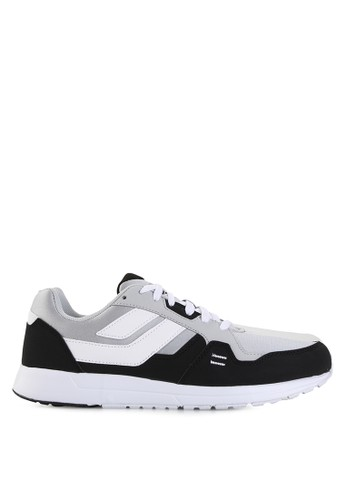 League grey Cruz Sneakers LE825SH82PWFID_1
