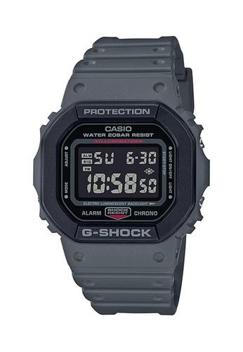 G-SHOCK black and grey CASIO G-SHOCK DW-5610SU-8 A9320AC8928EEEGS_1