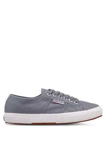 Superga grey Cotstampm Sneakers 2F475SH805FB74GS_1