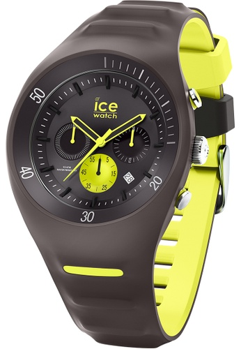 Ice-Watch grey Pierre Leclercq - Anthracite - Large - CH 95387AC001A842GS_1