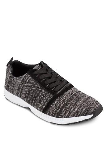 混色繫帶運動鞋, 鞋,esprit 羽絨外套 運動鞋