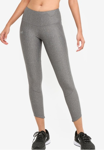 Under Armour grey Armour Fly Fast Crop Bottoms 17E78AAC5CD976GS_1