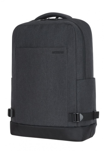 American Tourister grey American Tourister Milton Backpack 39613AC5674640GS_1