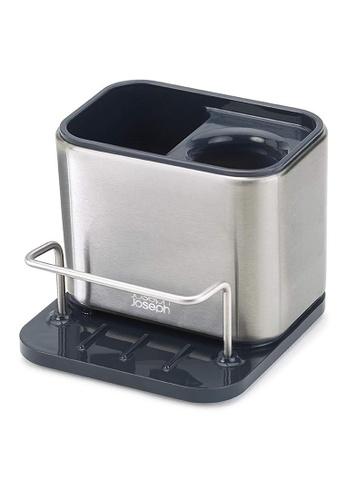 Joseph-Joseph silver Surface Stainless Steel Sink Caddy 536C7HLD75558DGS_1