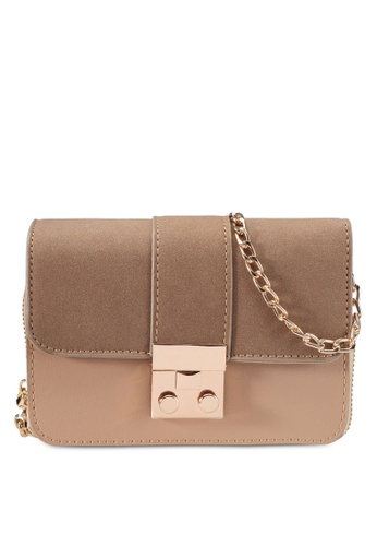 Papillon Clutch brown Mini Crossbody Bag PA491AC0SZ2HMY_1