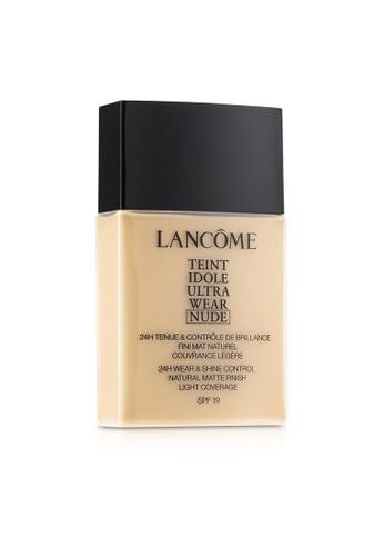 Lancome LANCOME - Teint Idole Ultra Wear Nude Foundation SPF19 - # 01 Beige Albatre 40ml/1.3oz 1BE33BEE495848GS_1