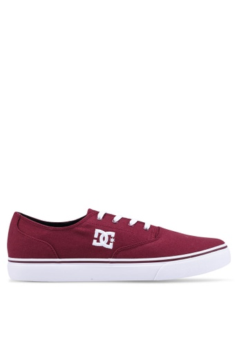 DC Shoes red Flash 2 TX W Shoes C3969SH8CC7E8FGS_1