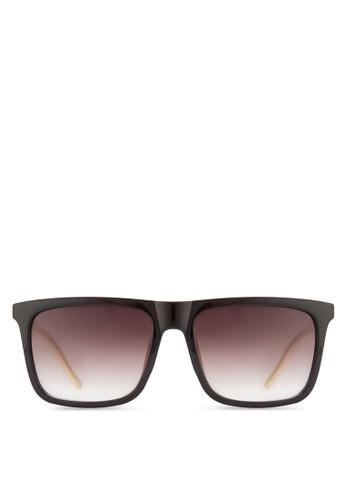 NUVEAU 粗方框太esprit outlet 高雄陽眼鏡, 飾品配件, 長框