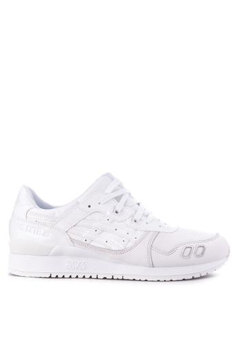 ASICSTIGER white GEL-Lyte III Sneakers AS118SH79OEIPH_1