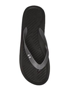19820f9e34a2 20% OFF Under Armour UA Men s Atlantic Dune Flip Flops RM 109.00 NOW RM  87.20 Available in several sizes
