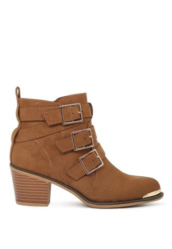 London Rag 黃色 London Rag女士短靴 SH1604 LO507SH0A5O2TW_1