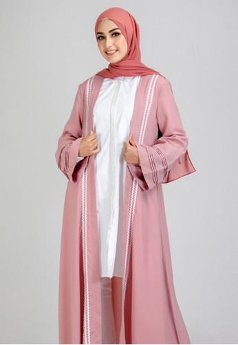 TUNIQUE pink Tunique - Atasya Cardigan 50912AA9C2D811GS_1