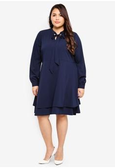 591a86d3234db 66% OFF Junarose Plus Size Kasiuz Dress S  87.90 NOW S  29.90 Sizes 42 44  46 48