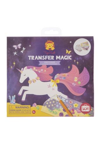 Tiger Tribe Transfer Magic - Unicorn 4D69FTHEE12038GS_1