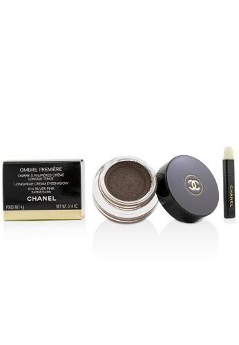 CHANEL CHANEL - Ombre Premiere Longwear Cream Eyeshadow - # 814 Silver Pink (Satin) 4g/0.14oz 0EC33BE9DC8F33GS_1