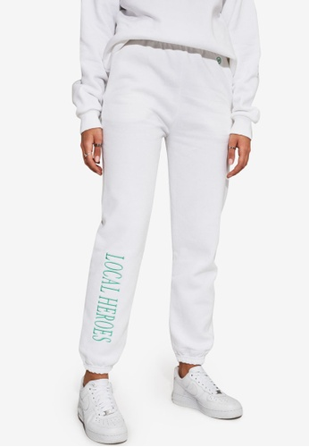 Local Heroes white LH 2013 Sweatpants 62489AACE1E3CEGS_1